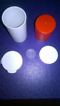 Nắp nhựa