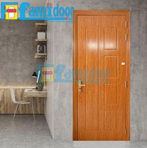 Cửa nhựa gỗ Sungyu LX.141-LX2