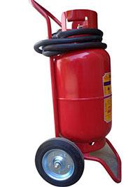 Bình bột chữa cháy 35kg