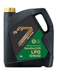Dầu động cơ S-OIL 7 Gasoline LGP