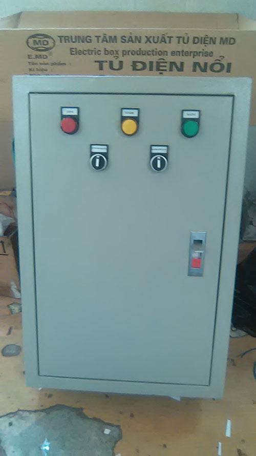Tủ điện ATS 50A