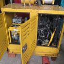 Máy phát điện Nhật cũ 10KVA 3 pha