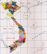 Thành lập bản đồ