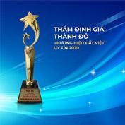 Thương hiệu Đất Việt uy tín 2020
