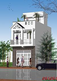Tư vấn thiết kế thi công nhà ở dân dụng