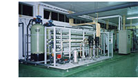 Hệ thống xử  lý nước tinh khiết