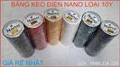 Băng keo cách điện Nano 20Y