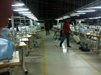 Vệ sinh nhà máy nhà xưởng