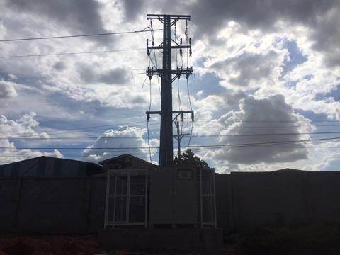 Di dời lưới điện Trung - Hạ thế