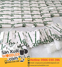 Sản xuất bangrtreo mẫu vải Nam Anh