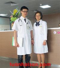 Đồng phục nhân viên y tế