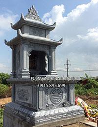 Mẫu mộ đá đẹp ở Ninh Bình