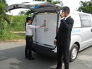 Dịch vụ áp tải tiền