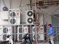 Lắp đặt bảo trì máy lạnh CN Biên Hòa