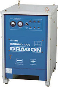 Thyristor ARC Air Gouging Machine 1000