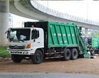 Thu gom xử lý rác công nghiệp