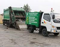 Thu gom xử lý rác sinh hoạt
