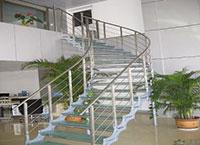 Cầu thang lan can