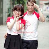 Đồng phục áo thun trường học