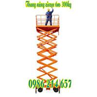 Thang nâng Ziczac 6m 300kg