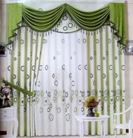 Mành rèm vải