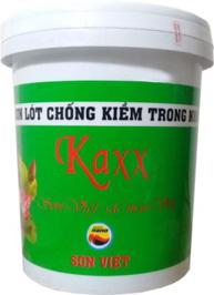 Sơn lót kháng kiềm KAXX