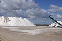 Khai thác muối