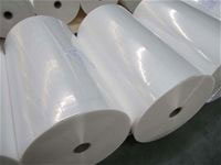 Cuộn nilon PE trắng