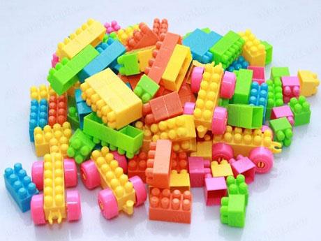 Đồ chơi trẻ em an toàn bằng nhựa