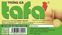 Trứng gà Tafa