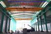 Cầu trục dầm đôi 15 tấn