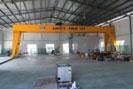 Cổng trục dầm đôi 15 tấn