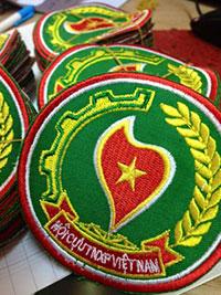Logo đồng phục