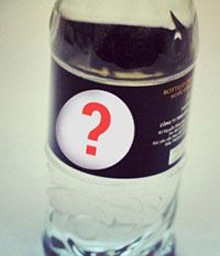 Nước uống đóng chai 350ml
