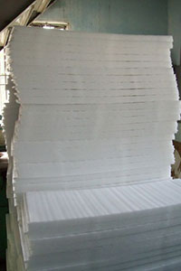 Mút PE Foam tấm