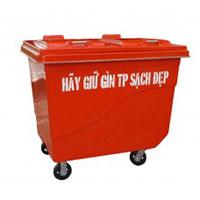 Thùng rác 480 lít
