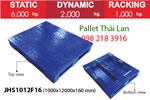 Pallet nhựa kháng khuẩn