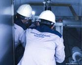 Dịch vụ sửa chữa và  bảo trì trang máy