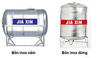 Bồn Inox