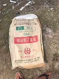 Bao PP Dệt Đựng Xi Măng