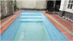 Sửa chữa hồ bơi nhà anh Hùng Quận 2