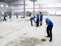 Dịch vụ vệ sinh nhà máy
