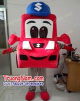 Mascot quảng cáo