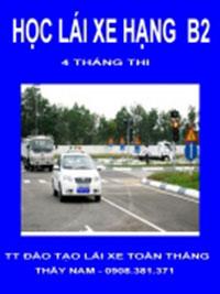 Đào tạo lái ô tô hạng B