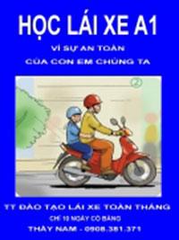 Đào tạo lái xe máy