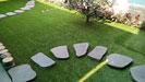 Thi công cỏ nhân tạo sân vườn