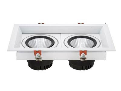 Dimmable Rectangular Recessed Led Downlight
