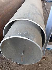 Thép ống nhập khẩu