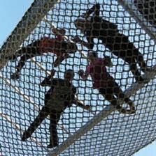 Lưới an toàn chống rơi LAT24