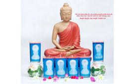 Nến Phật Dược sư